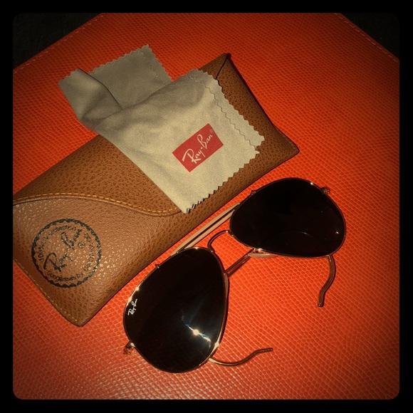 7ed08548851 Ray-Ban Outdoorsman Sunglasses. M 5ac7fdb736b9def1e2ddf1dc